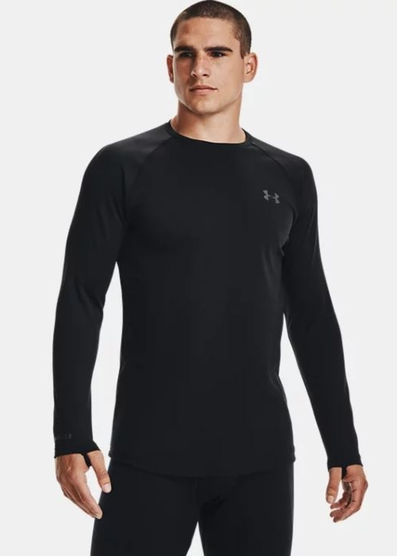 Under Armour PACKAGED BASE 3.0 CREW 1343243