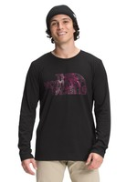 The North Face M SZNL GPHIC TEE LS NF0A5GAP
