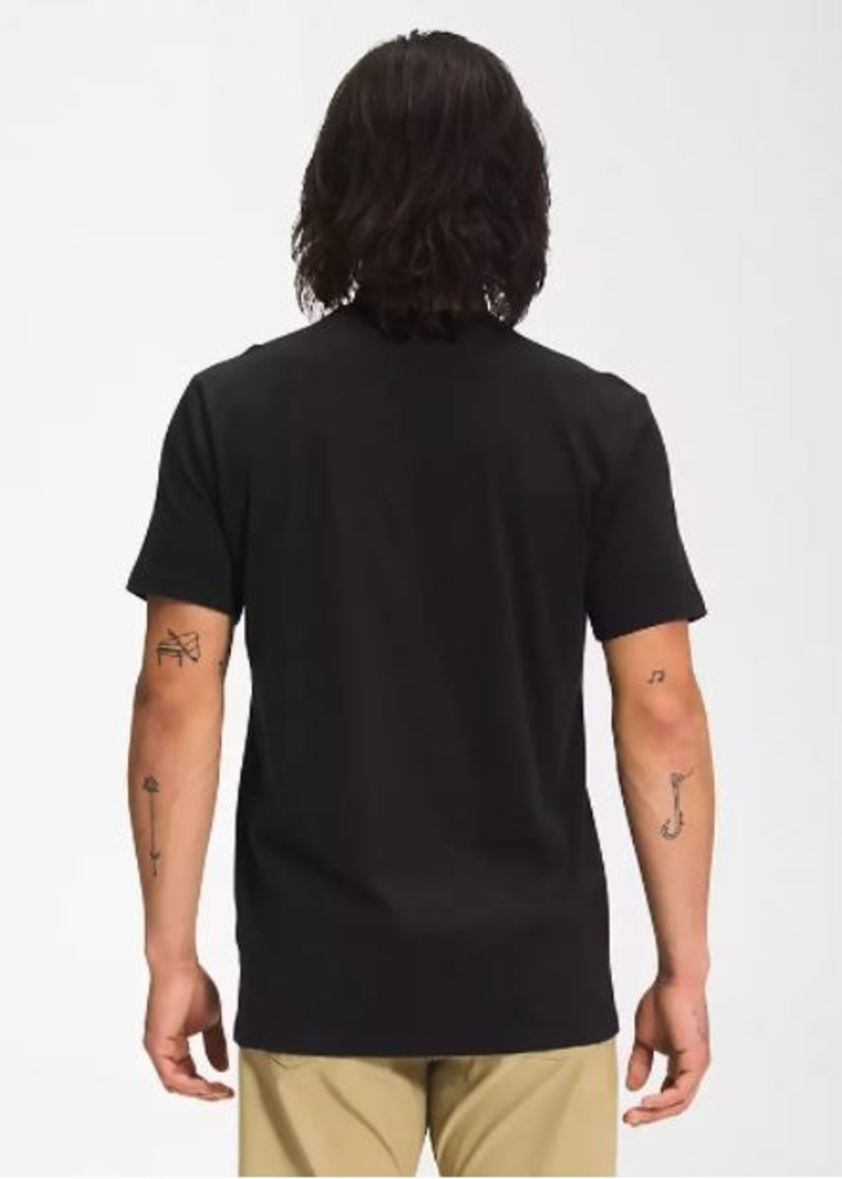 The North Face M SS HALF DOME TEE NF0A4M4P
