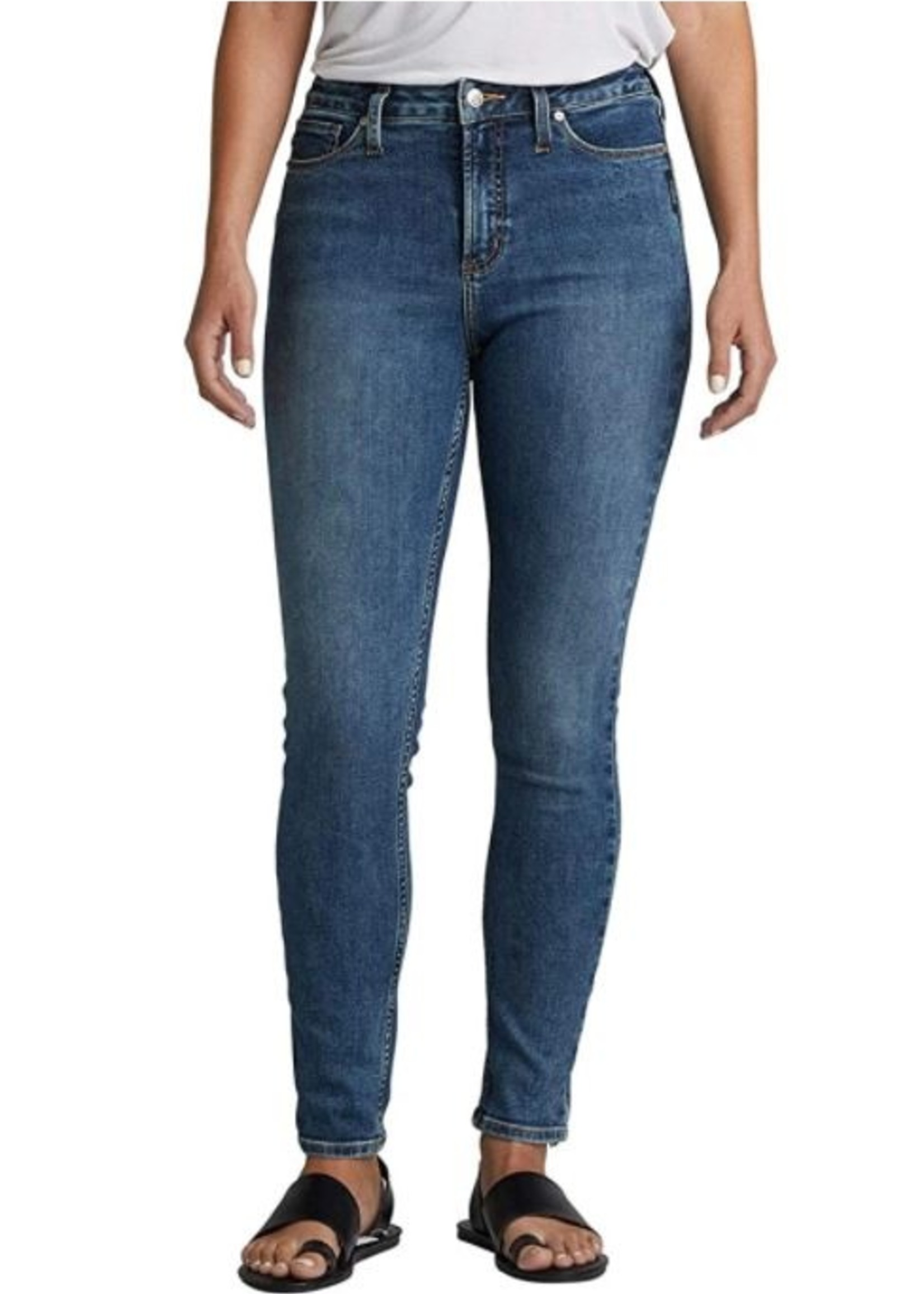Silver Jeans HIGH NOTE SKINNY L64027SSX266