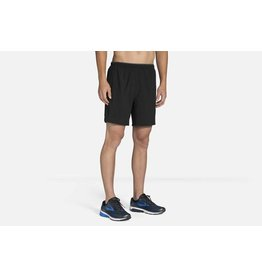 "Brooks Brooks M Go To 7"" Short Black"