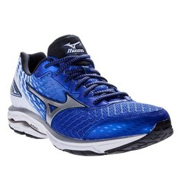 Mizuno Mizuno M Wave Rider 19 Blue/White/Black