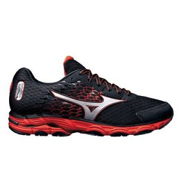 Mizuno Mizuno M Wave Inspire 11 Black/Silver/Red 9