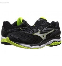 Mizuno Mizuno M Wave Inspire 12 Black/Grey/Yellow 9