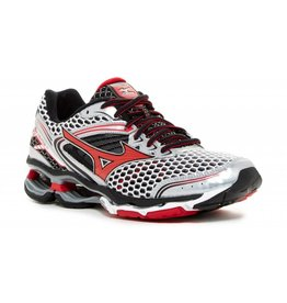 Mizuno Mizuno M Wave Creation 17 White/Red/Black 9