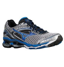 Mizuno Mizuno M Wave Creation 17 Silver/Blue/Black 9