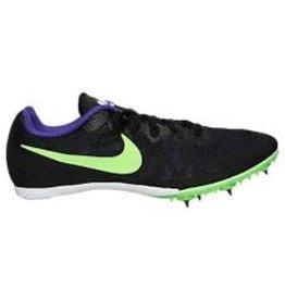 Nike Nike Zoom Rival M 8 Black/Green/Puprle Size 11