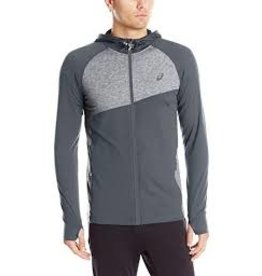 Asics Asics Thermopolis Hoodie Dark Grey/Dark Grey Heather L