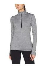 Nike Nike W Hyperwarm LS HZ Grey