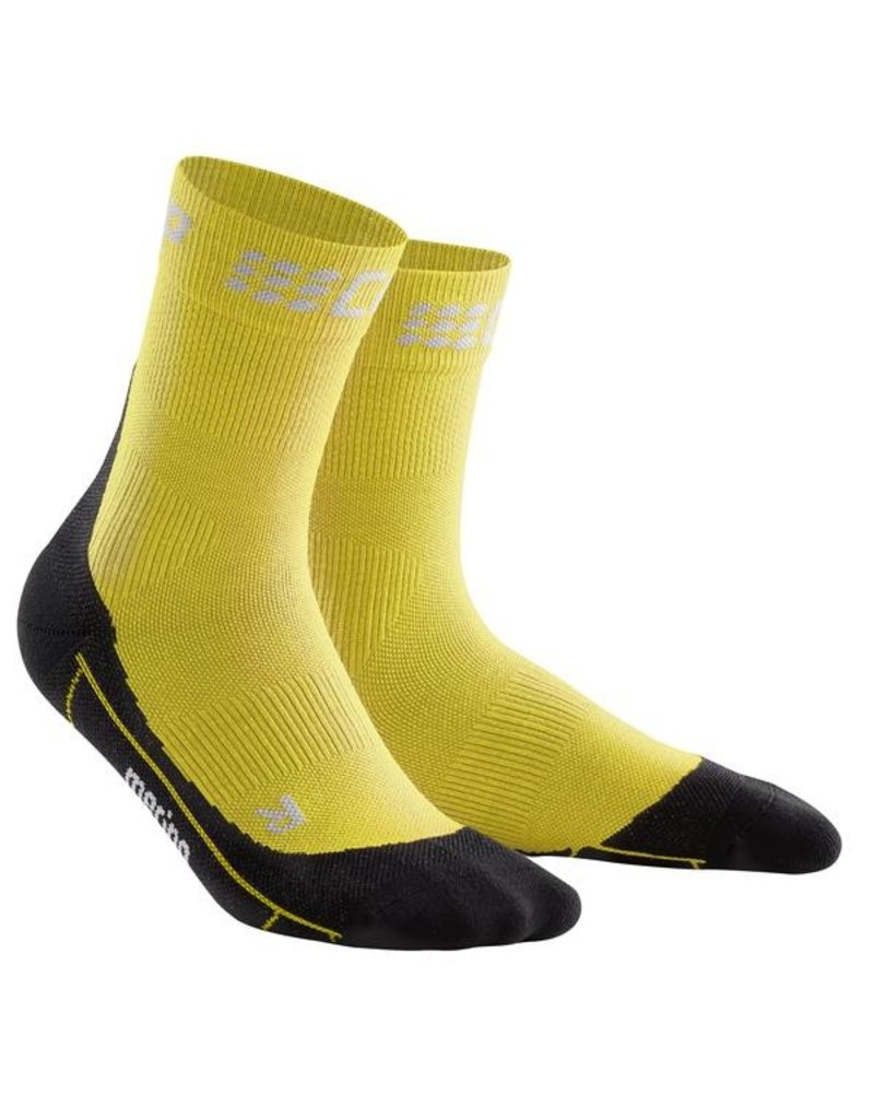 CEP Compression CEP M Trail Merino Mid Cut Sock