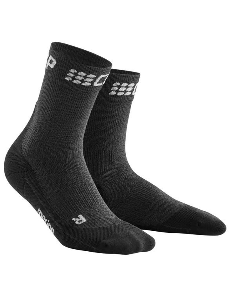 CEP Compression CEP W Trail Merino Mid Cut Sock