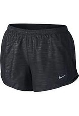 Nike Nike W Modern Embossed Tempo Short Black XL