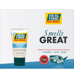 Real Time Pain Relief RTPR - Sports Cream