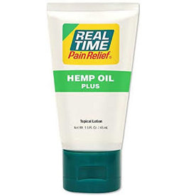 Real Time Pain Relief RTPR - Hemp Oil Plus