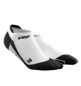 CEP Compression CEP W Compression Socks No Show White/Black 3