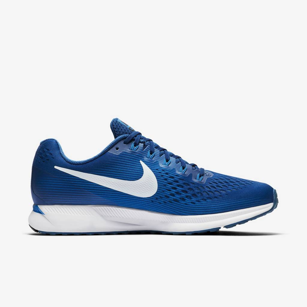 73a6577159491 Nike M Air Zoom Pegasus 34 TB Blue White - Runner s Block