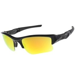Oakley Oakley Flak Jacket XLI Black/Fir IRD