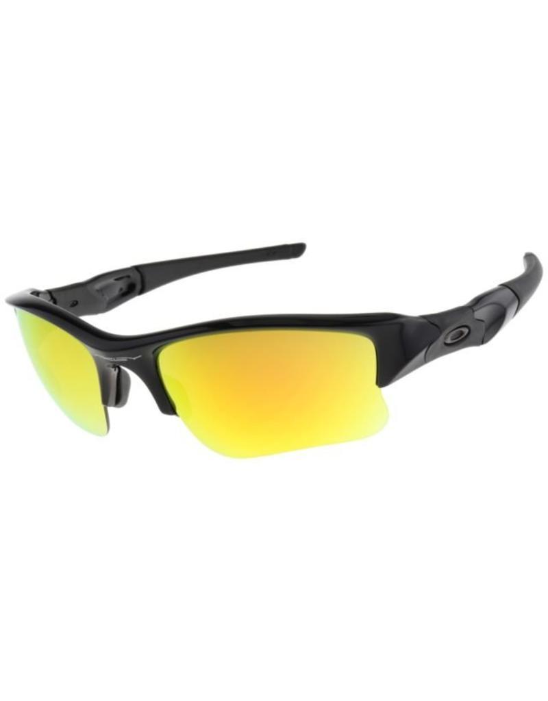 Oakley Oakley Flak Jacket XLI Black/Fir IRD