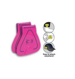 Amphipod Amphipod Vizlet Reflectors, Triangle, 2-Pack, Pink