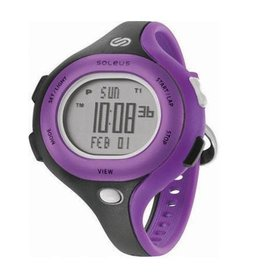 Soleus Soleus Chicked Watch Black/Grey/Silver