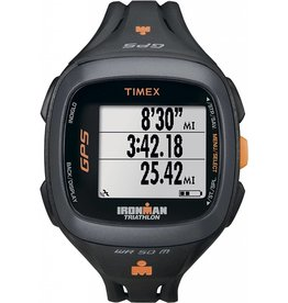Timex Timex Ironman® Run Trainer 2.0 GPS Black/Orange