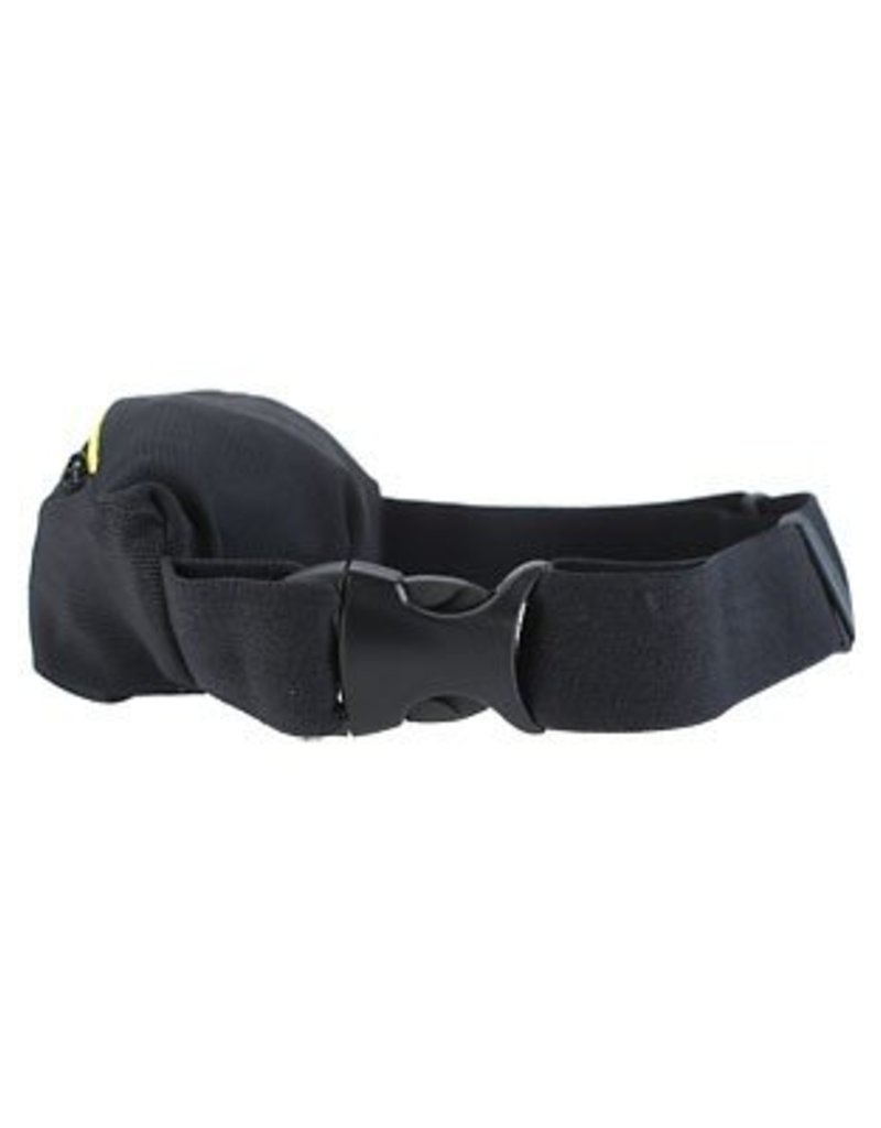Amphipod Amphipod Microstretch QC Race Belt, Black/HVZ