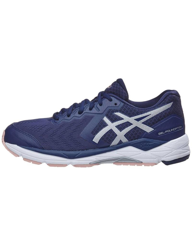Asics Asics W Gel-Foundation 13 Indigo Blue/Silver/Seashell Pink