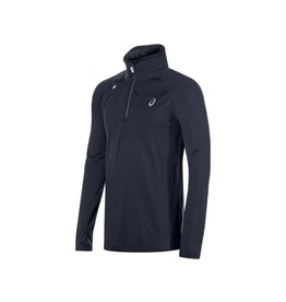 Asics Asics M Thermopolis 1/2 Zip, Black