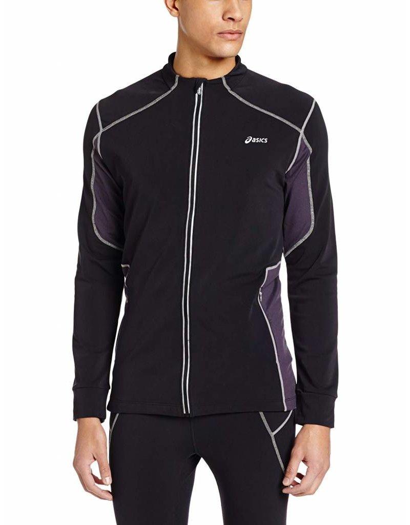 Asics Asics M Lite-Show Jacket, Black/Stl