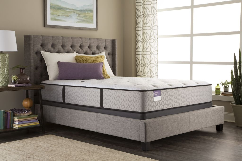 Geneva Ruby Plush Mattress