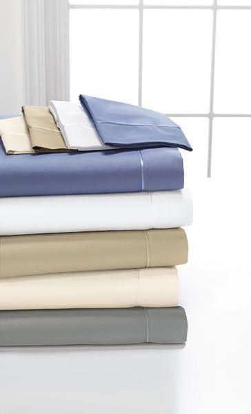 Egyptian Cotton Pillow Case Pair
