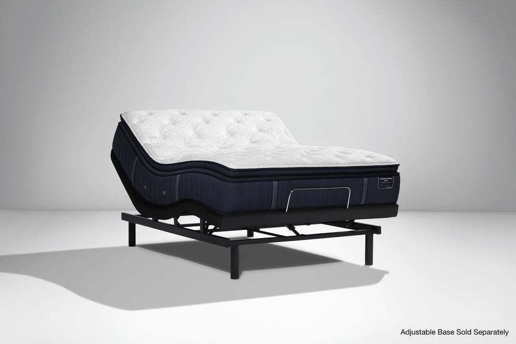 Stearns & Foster Hurston Cushion Firm Euro Pillow Top