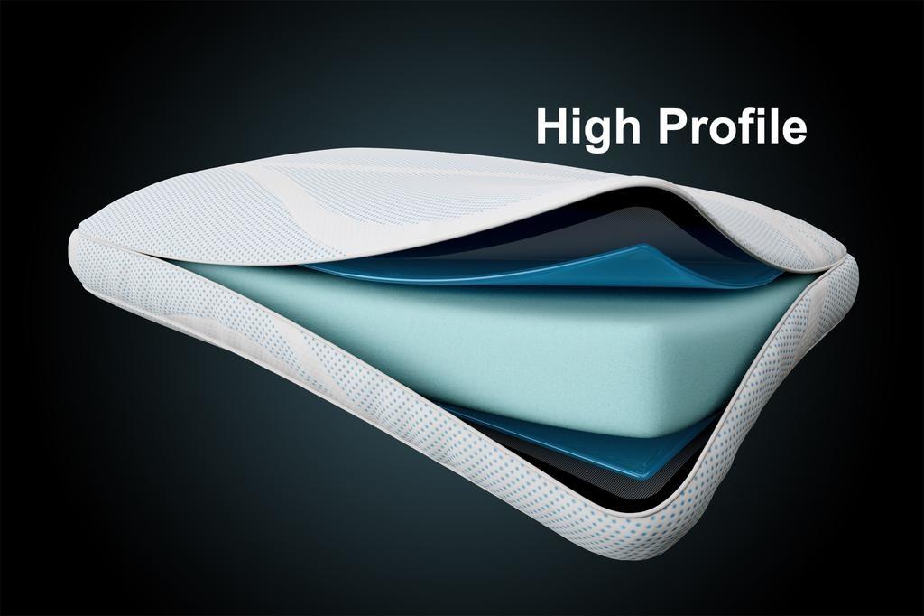 Tempurpedic TEMPUR-Breeze° Pro + Advanced Cooling Pillow