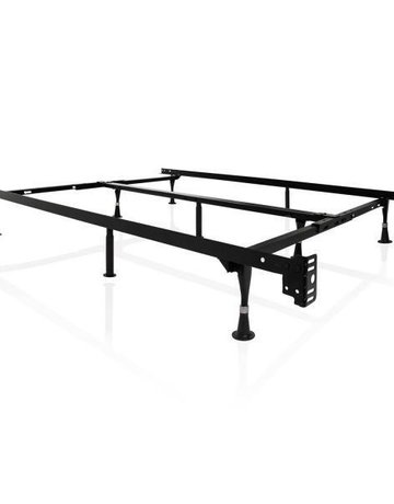 Malouf Universal Fit Bed Frame w/ Glides by Malouf
