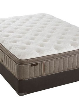 S&F Scarborough V Luxury Plush Euro Pillow Top