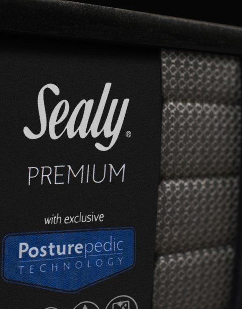 Sealy Sealy Thorton Cushion Firm Euro Pillow Top
