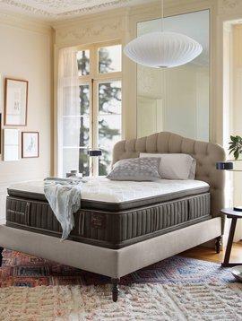 S&F Trailwood Luxury Plush Euro Pillow Top