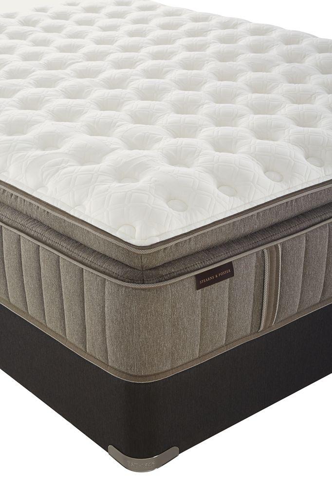 S&F Oak Terrace Luxury Cushion Firm Euro Pillow Top