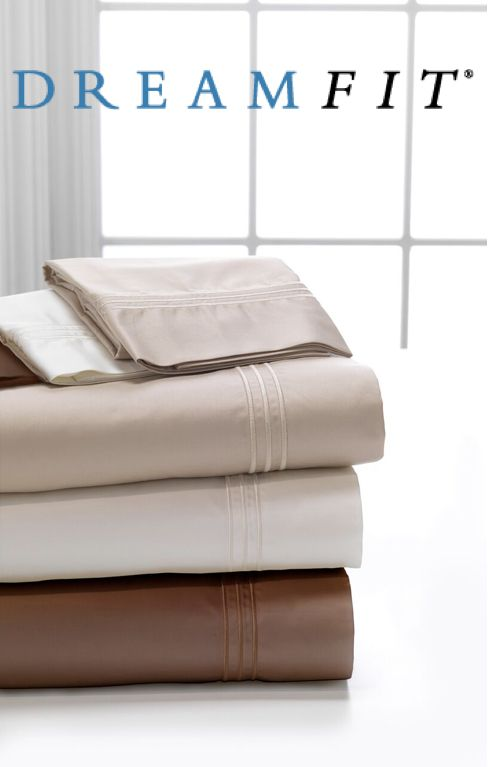 100% Supima Cotton Pillow Case Pair