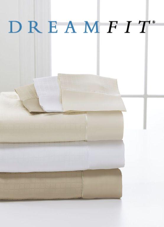 DreamFit Microtencel/Supima Cotton Sheet Set
