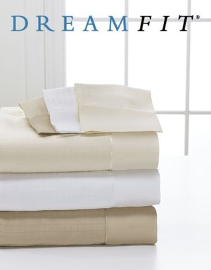 DreamFit Microtencel/Supima Cotton Pillow Case Pair