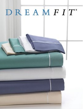 DreamFit Choice Natural Cotton Pillow Case Pair