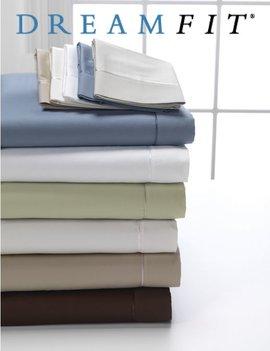 DreamFit World-Class Cotton Pillow Case Pair