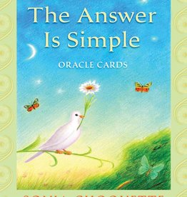 Integral Yoga Distribution Deck: The Answer is Simple Oracle Cards