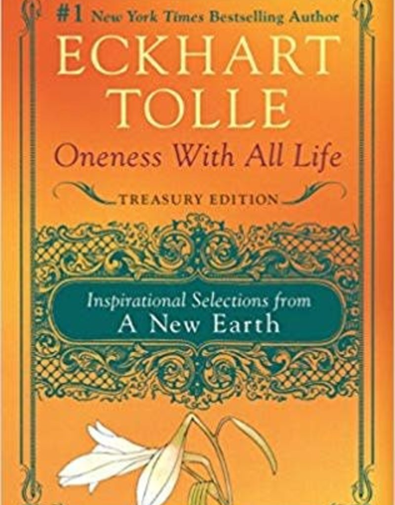Integral Yoga Distribution Oneness With All Life: Tolle
