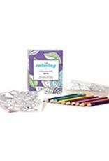 Mini Art Calm Coloring Kit