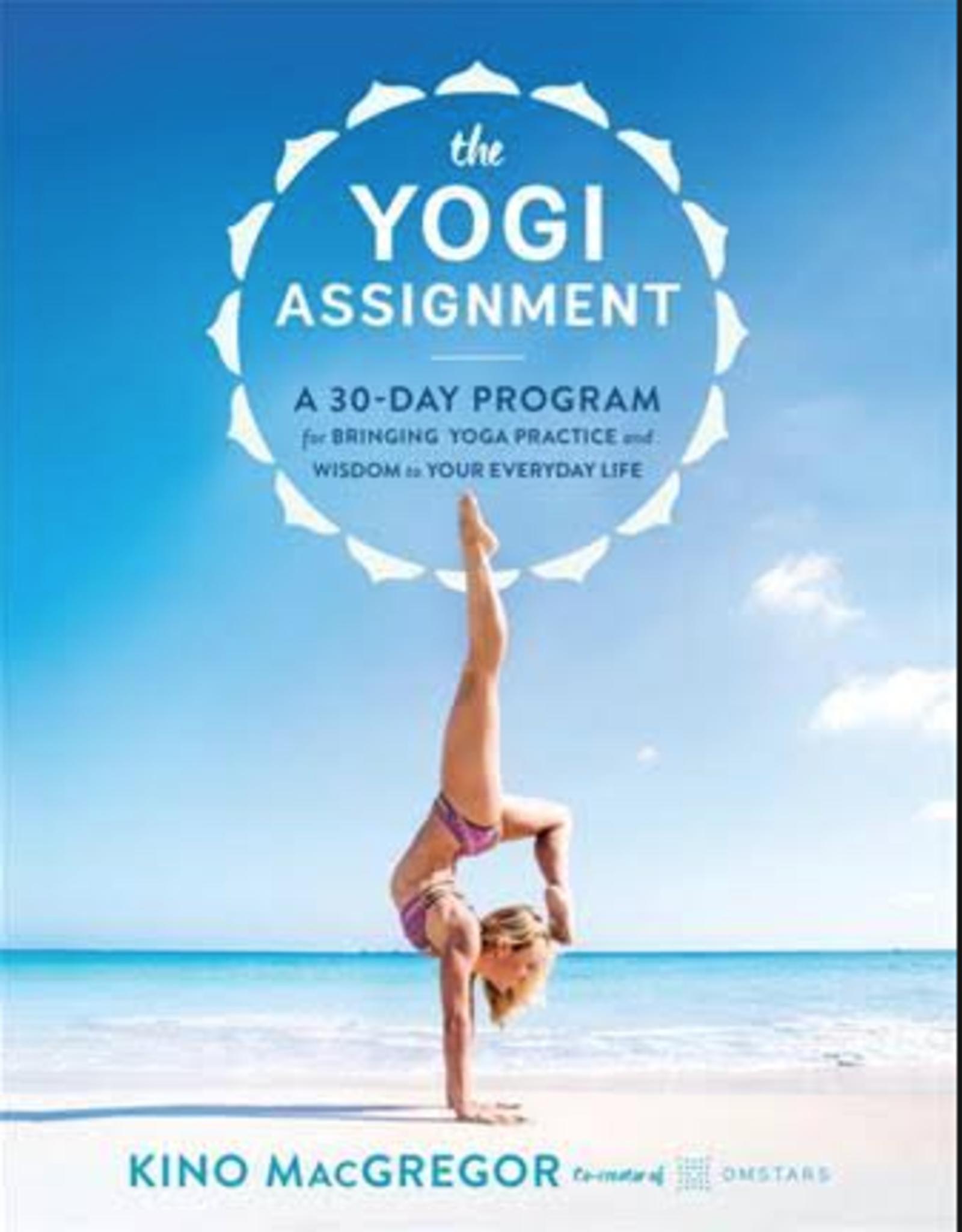 Penguin Random House The Yogi Assignment: MacGregor