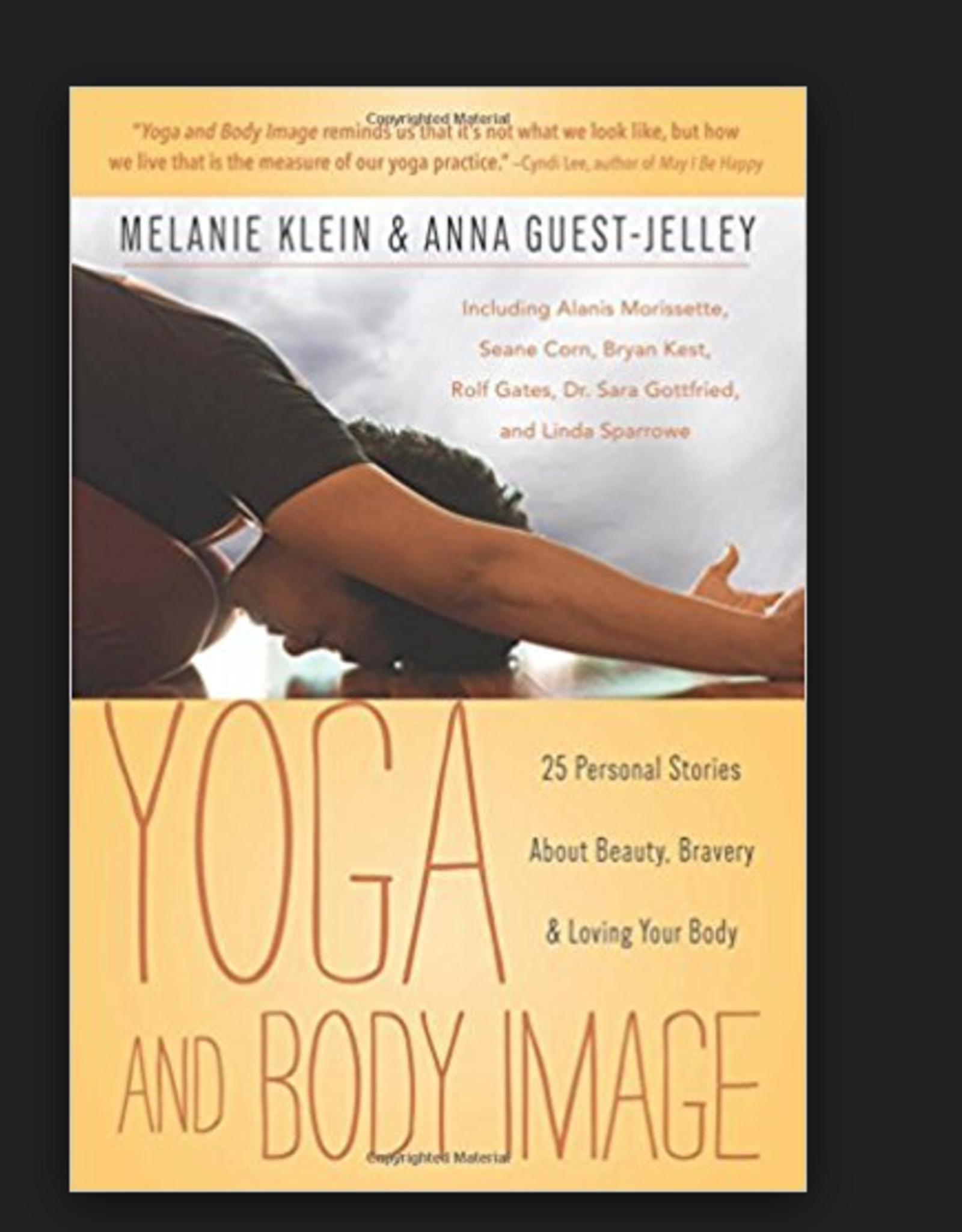 Yoga and Body Image: 25 Personal Stories