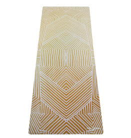 Yoga Design Lab Combo Mat - 3.5mm - Optical Gold