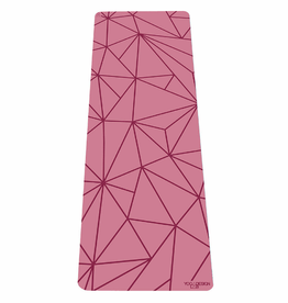 Yoga Design Lab Infinity Mat - 5mm - Geo Rose